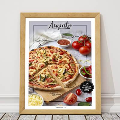 Affiche augusto