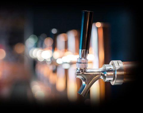Bar à bières et vin