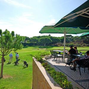 Club house de golf