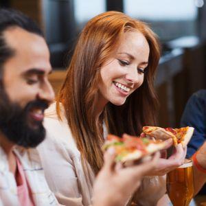 Dégustation de pizzas