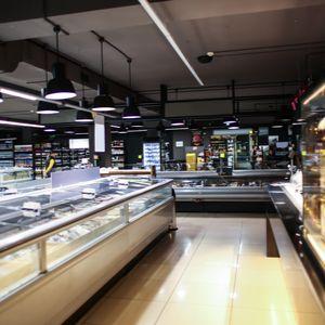 Commerce supermarché
