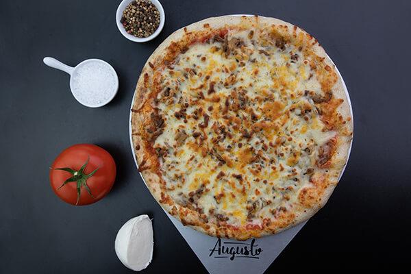 Pizza artisanale augusto